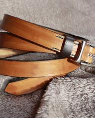 ceinture-cuir-fine-artisanal-sur-mesure-maroquinier-florac